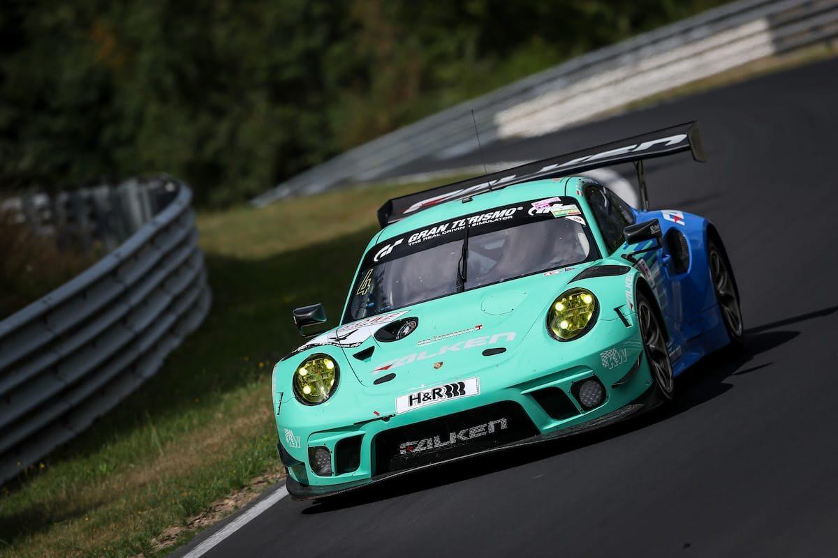 Vorschaubild: Sechstes Top-10-Ergebnis in Folge für Schnabl Engineering bei 24h Nürburgring