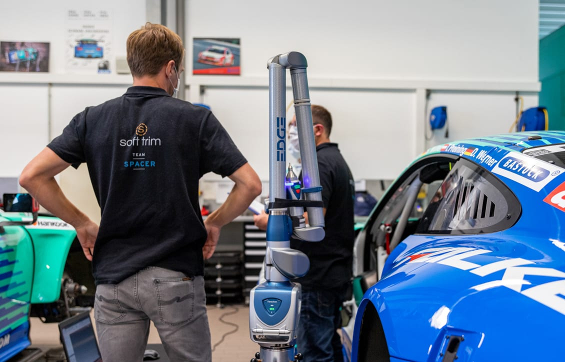 Vorschaubild: Passgenauer Porsche-Popometer – So bekommen die Falken Motorsport Piloten ihre Sitzschale für das ADAC TOTAL 24h-Rennen auf dem Nürburgring