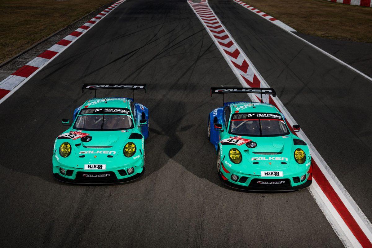 Vorschaubild: Falken bestätigt Einsatz von zwei Fahrzeugen für das 24-Stunden-Rennen auf dem Nürburgring und für die NLS-Serie 2021