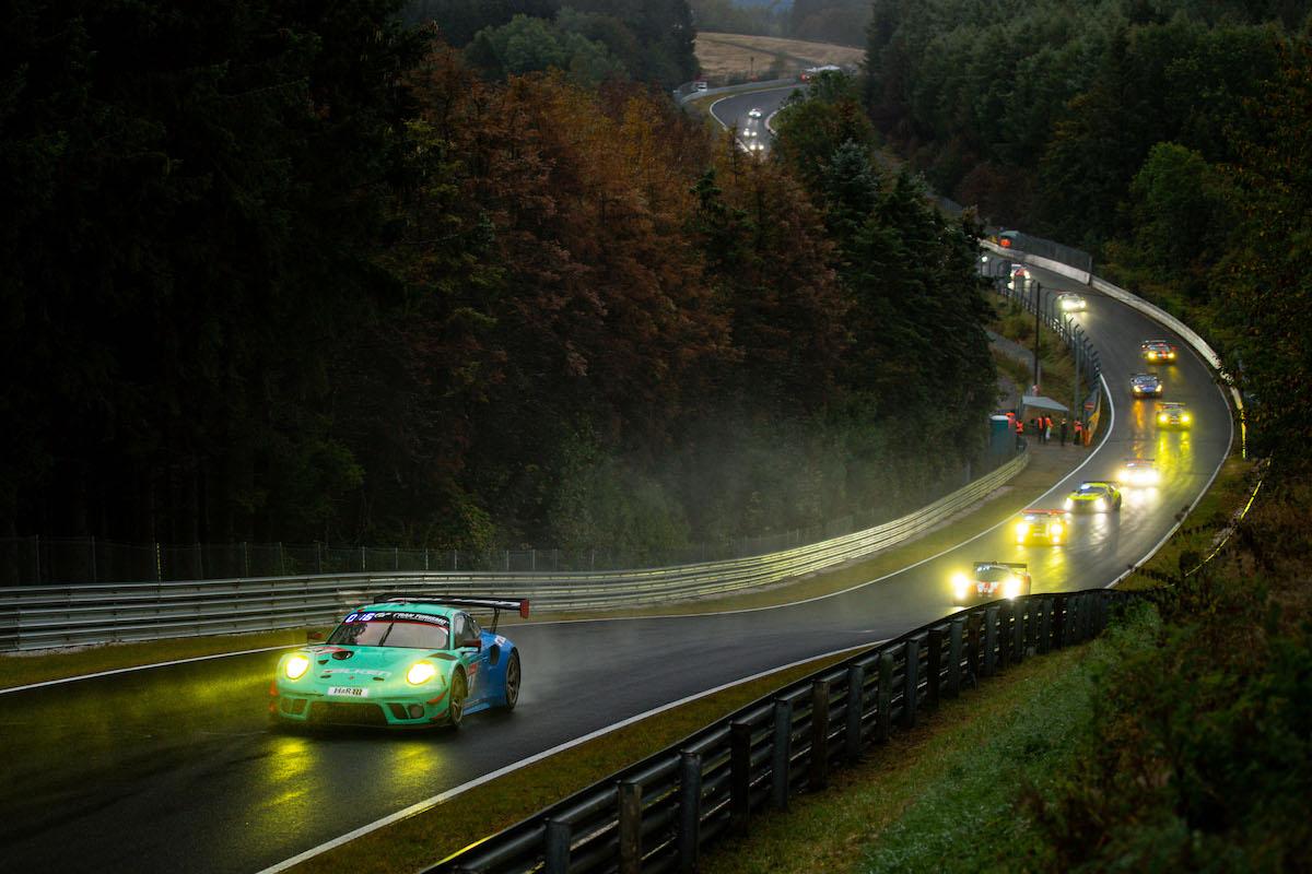 Vorschaubild: Beim Nordschleifen-Saisonhöhepunkt: Schnabl Engineering mit beiden Autos in den Top 12
