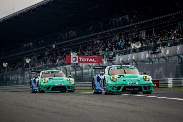 Bild: Erstmals zwei Top-10-Plätze für Schnabl Engineering bei 24h Nürburgring
